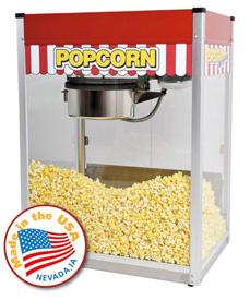Paragon Classic 14 popcorn machine