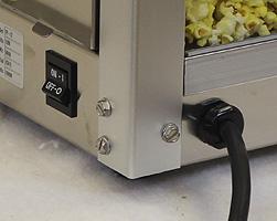 movie pop 14 red popcorn machine. Black Bedroom Furniture Sets. Home Design Ideas